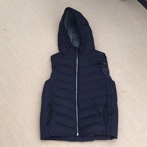 Women's Gap Navy Vest